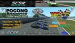 Embedded thumbnail for HORL Friday Pocono Feature Race - 6-9-17