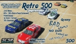 Embedded thumbnail for StockCar Sim Racing Retro 500 (092317)