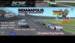 Embedded thumbnail for HORL Friday Night Series Race at Indy (072117)